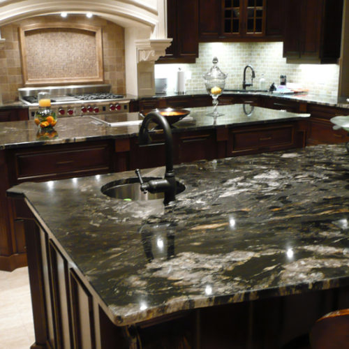 Titanium Granite Counter top Ottawa
