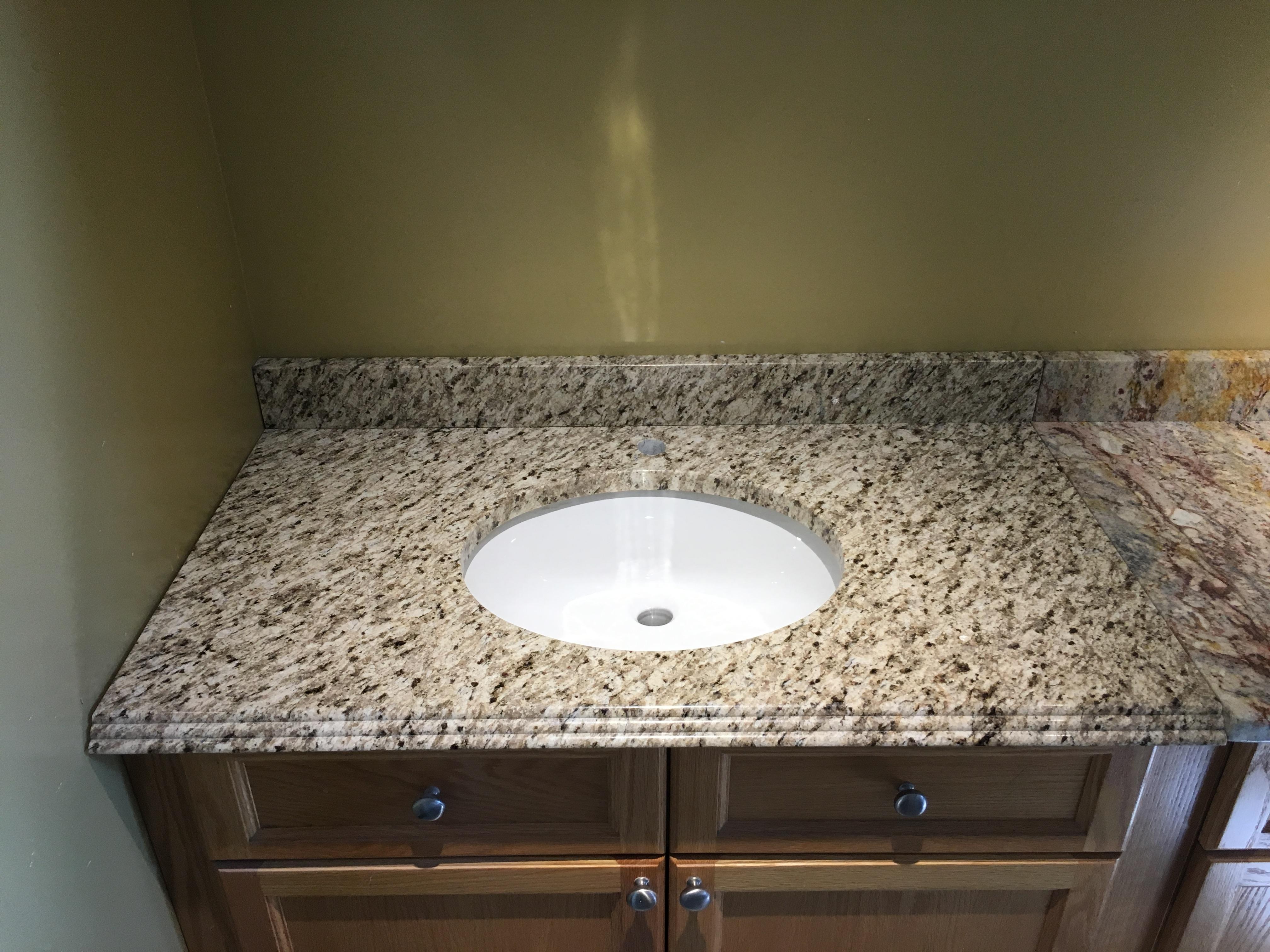 Bathroom Sinks - Ottawa Granite Pro | Granite Kitchen ...