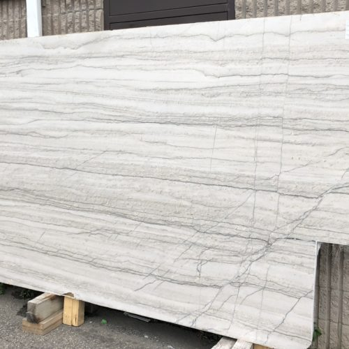 White Macaubus Granite Ottawa